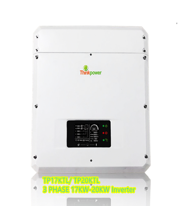 17kw solar on grid inverter